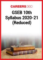 GSEB 10th Syllabus 2020-21 (Reduced)