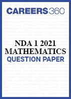 UPSC NDA 1 2021 Mathematics Question Paper