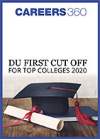 DU First Cut Off For Top Colleges 2020
