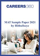 MAT Sample Paper 2021 by Hitbullseye
