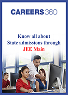 State admission through JEE Main
