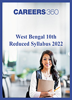 West Bengal 10th Reduced Syllabus 2022