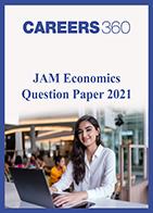 JAM Economics Question Paper 2021