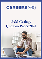 JAM Geology Question Paper 2021