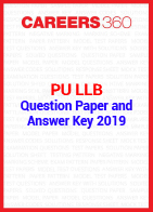 PU LLB 2019 question paper and answer key