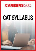 Check the latest e-book of CAT syllabus 2021!