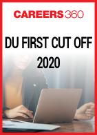 DU First Cut Off 2020