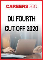 DU Fourth Cut Off 2020