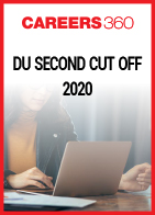 DU Second Cut Off 2020