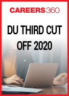 DU Third Cut Off 2020