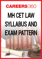MH CET law syllabus and exam pattern for 3-year LLB and 5-year LLB