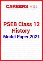 PSEB Class 12 History Model Paper 2021