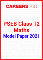 PSEB Class 12 Maths Model Paper 2021