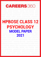 HPBOSE Class 12 Psychology Model Paper 2021