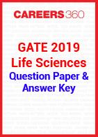 GATE 2019 Life Sciences Question Paper & Answer Key