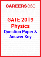 GATE 2019 Physics Question Paper & Answer Key