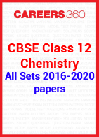 CBSE Class 12 Previous Year Paper - Chemistry 2016-2020 All Set