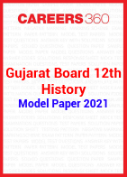 Gujarat Board 12th History Model Paper 2021
