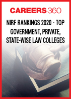 NIRF Rankings 2020 - Top Government, Private, State-wise law colleges