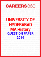 University of Hyderabad MA History Question Paper 2019