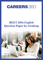 REET 2016 English Question Paper