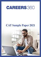 CAT Sample Paper 2021