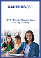 Download and practice UPTET Question Paper 2 2011
