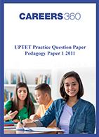 UPTET Paper 1 2011 - Pedagogy