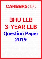 BHU LLB 2019 Question Paper