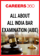 All about AIBE - Eligibility Criteria, Application, Pattern, Qualifying Marks