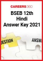 BSEB 12th Hindi Answer Key 2021