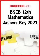 BSEB 12th Mathematics Answer Key 2021