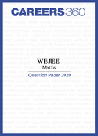 WBJEE Maths Question Paper 2020