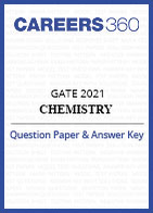 GATE Chemistry Question Paper & Answer Key 2021