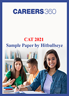 CAT 2021 Sample Paper by Hitbullseye