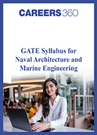 GATE Syllabus for Naval Architecture and Marine Engineering