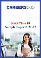 NSO Class 10 Sample Paper 2021-22