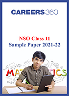 NSO Class 11 Sample Paper 2021-22