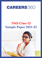 NSO Class 12 Sample Paper 2021-22