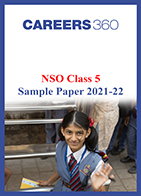 NSO Class 5 Sample Paper 2021-22