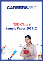 NSO Class 6 Sample Paper 2021-22