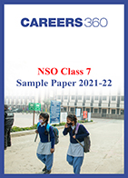 NSO Class 7 Sample Paper 2021-22