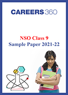 NSO Class 9 Sample Paper 2021-22