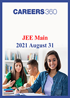 JEE Main 2021 August 31 Question Paper with Solutions by Resonance