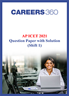 AP ICET 2021 Question Paper with Solution (Shift 1)