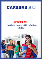 AP ICET 2021 Question Paper with Solution (Shift 3)