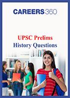 UPSC Prelims History Questions