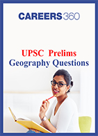 UPSC IAS Geography Questions (Prelims)