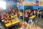 Ajay Satya Prakash Public School-Classroom