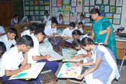 Bsf Senior Secondary School-Art And Craft
